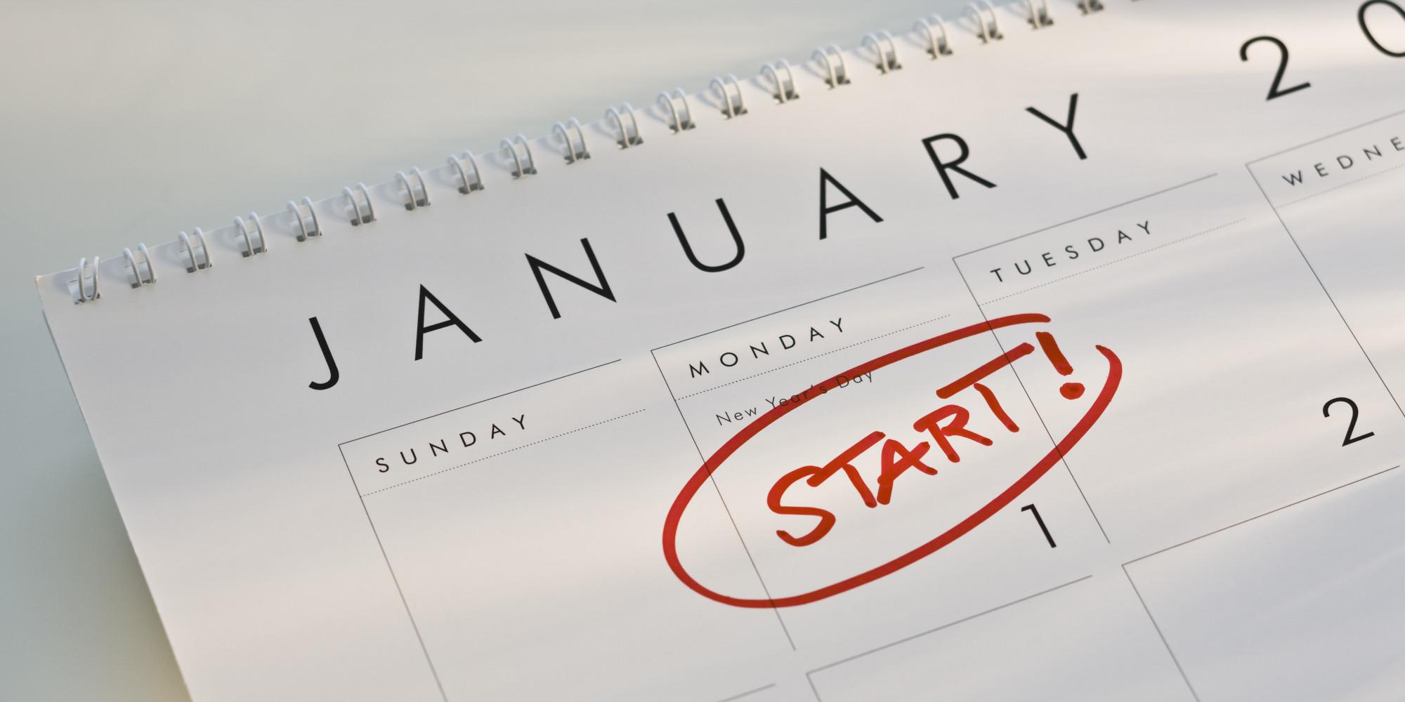 novogodišnje rezolucije