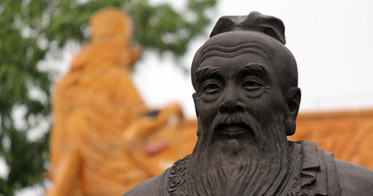 10 životnih lekcija filozofa Konfučija